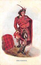 BR63323 drummond costumes types folklore   postcard  ireland