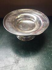 More details for silver tazza hallmarked london circa 1946