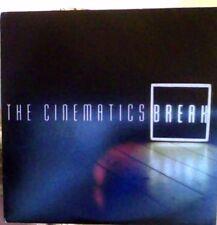 """The Cinematics break vinyl 7"""""""
