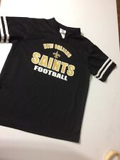Nfl Saints Jersey Kids 16-18 New Orleans Football Team Player Shirt Youth 16 18