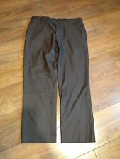 REMUS UOMO STRETCH WAISTBAND  TAPERED PANTS SIZE 36R