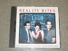 REALITY BITES Movie Soundtrack MusicCD Variuos RockPop-Kravitz-TheKnack-Squeeze