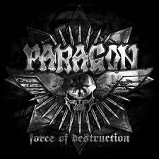 Paragon - Force of Destruction CD 2012 limited digi power metal Napalm press