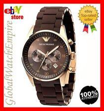 New Emporio Armani mens Chrono watch - AR5890 - RRP 395$
