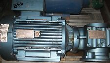 SEW EURO DRIVE , # SAF67DV132M6-KS, 13.73 RATIO , 5 HP, USED