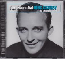 THE ESSENTIAL BING CROSBY - CD - NEW -