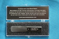 Bari Star Synthetic Clarinet Reed, Medium Strength, Warmer, Darker Sound, BSCLM