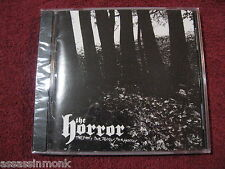 THE HORROR The Fear The Terror The Horror CD Voorhees Slapshot Negative Approach
