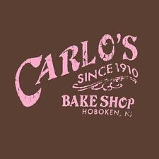 Authentic Discovery TV Carlos Bakery Cake Boss Womens T-Shirt Size L TOO CUTE!