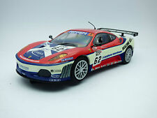 Scalextric FERRARI F430 GT RACE CAR-SENZA SCATOLA