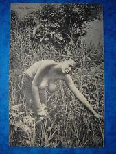 UNION of SOUTH AFRICA  :  Zulu Maiden.....VO.1924.