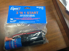 Vendo -Compressor 3 n' 1 Start Capacitor, Relay & Overload 1/4 to 1/3HP