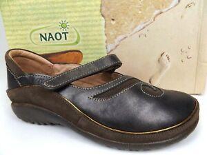 Naot MATAI Leather Womens Comfort Mary Jane Shoes SZ EU 35, US 4.0 M, NEW, 19700