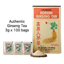 Korean Ginseng Tea 3g x 100bags