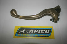 APICO TRIALS CLUTCH LEVER  SILVER ( SHORTY )AJP FIT- SHERCO, GAS GAS ETC.