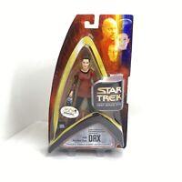 Star Trek DAX Trials & Tribble-ations AFX Exclusive Art Asylum figure Vintage US