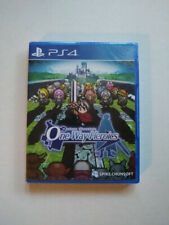 Mystery Chronicle One Way Heroics Limited Run PlayStation PS4 2016 US Sealed