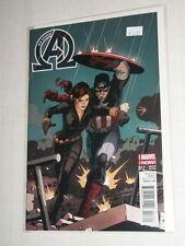 Marvel NEW AVENGERS #17 Captain America 1:20 Variant