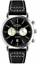 Rotary GS02730/04 Avenger Chronograph Waterproof Date Gents Watch RRP £195.