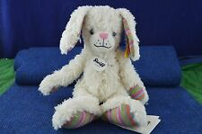 Steiff Original ''Happy Hase'' Plush Rabbit 25cm Made In Germany USC RD7578