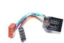 Autoradio ISO-ISO Verlängerung Kabel DIN Radioadapter OPEL RADIO STECKER Buchse