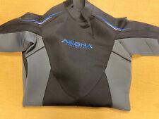 Akona 3mm Mens Shorty Wetsuit Size 4XL