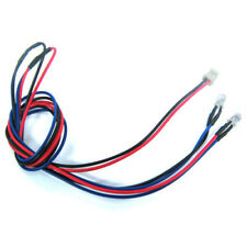 3mm BLUE LEDS + wiring  for TAMIYA LED LIGHT UNIT TLU-01,TLU-02 1:10 RC
