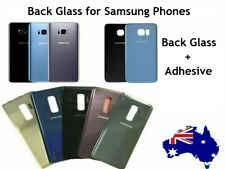 Battery Back Cover Rear Glass Samsung Galaxy S10+ S6 S6E S7 S7Edge S8 S9 Note 5