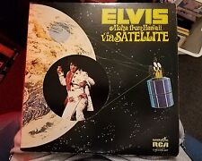 Elvis Presley Aloha from Hawaii 2 Record Set