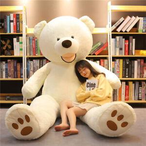 Giant Teddy Bear Large Big Huge Animals Soft Plusch Stuffed Kids Toy Gift XMAS