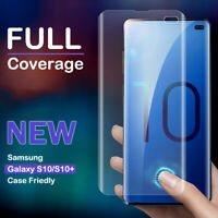 For Samsung Galaxy S10 Plus S10E Tempered Glass Protective Screen Protector Film