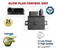 FOR BMW X3 E83 18D 2.0D XDRIVE 2007-2011 NEW DIESEL GLOW PLUG CONTROL UNIT RELAY
