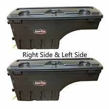 UnderCover Driver & Passenger Side Swing Case Toolboxes 1997-2014 Ford F150