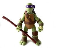 Donatello TMNT Teenage Mutant Ninja Turtles Figure 2012 Playmates Nickelodeon
