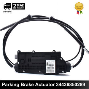 Parking Brake Actuator with Control Unit 34436850289 Fits for BMW E70 X5 E71 X6