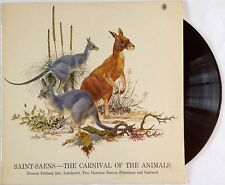 "Saint - Saens - Carnival of the Animals - 12"" LP"