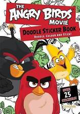 Angry Birds Movie Doodle Sticker Activity Book by Centrum Book Paperback 2016