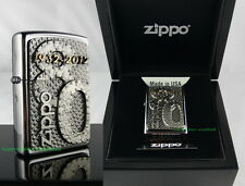 ZIPPO COMMEMORATIVE 80 Jahre ZIPPO Limited Edition 0077 / 1000 NEU OVP!!