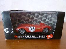 Brumm : Lancia D24 - 1er Carrera Mexico 1953 - Juan Manuel Fangio - 1:43 -