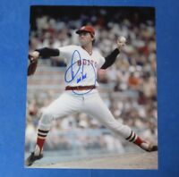 BILL LEE SIGNED SIGNED 8x10 PHOTO ~ BOSTON RED SOX BASEBALL ~ 100% GUARANTEE