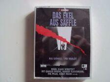 DAS EKEL AUS SÄFFLE  OVP  HÖR KRIMI WDR 1MC ISBN 3-625-16002-1
