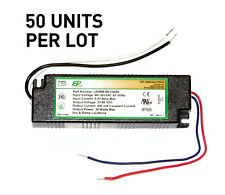 [LOT OF 50] NEW EPtronics 30W LED Drivers, Constant Current 450mA, UL Recognized