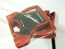 "New TaylorMade Spider Tour Red T-Line 35"" Putter - TLine RH 35"