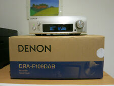 Denon Stereo Receiver DRA-F109 DAB sehr guter Zustand mit Zubehör