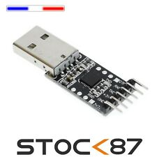 5102# module USB 2.0 to TTL UART Serial Converter CP2102 STC 6 pin Replace Ft232