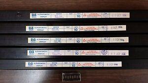 (1 PC) QDSP-2084 HEWLETT PACKARD 8 DIGIT ALPHANUMERIC DISPLAY