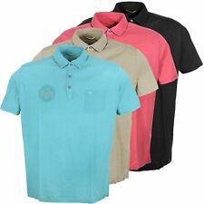Camel Active Poloshirt Polo Shirt Hemd Herren Kurzarm Baumwolle Plusgröße