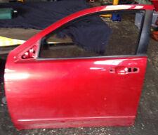 DODGE AVENGER  N/S/F PASSENGERS DOOR IN RED