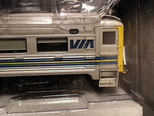 HO RAPIDO BUDD RDC 16501 VIA RAIL EARLY ROAD 6109 (DCC/SOUND) BIGDISCOUNTTRAINS