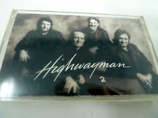 Highwayman 2 by The Highwaymen (Country) Cassette Tape 1990